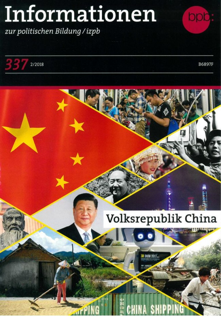 Infoheft Volksrepublik China